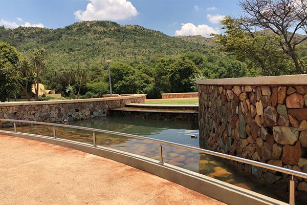 Tswellapele Plants<br/>for<br/>Development of the Sisulu Circle at the Walter Sisulu National Botanical Gardens