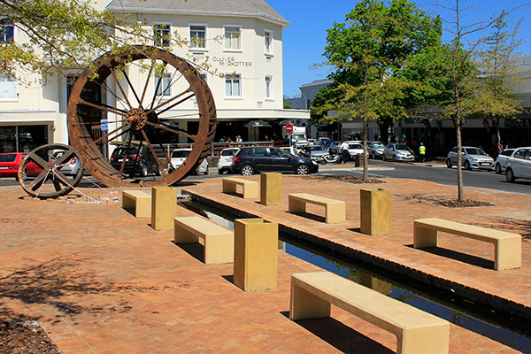Cape Contours Landscapes <br/>for<br/> Meulplein Stellenbosch