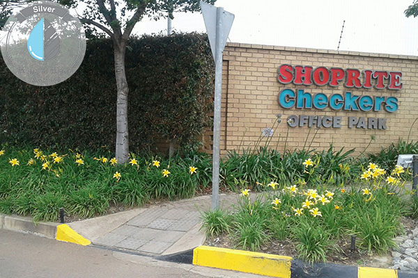 Life Landscapes, a division of Life Green Group <br/>for<br/>Shoprite Checkers Centurion