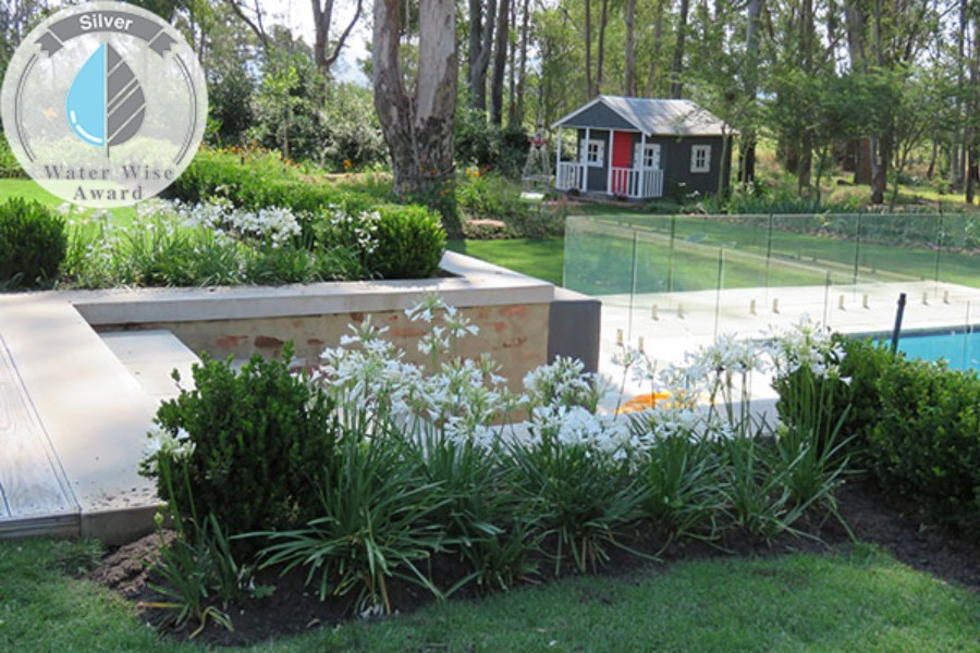 Green Creations Landscaping<br/>for<br/>House du Plessis