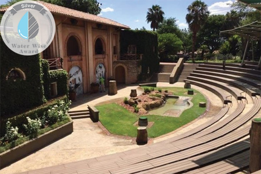 Servest Landscaping & Turf, a division of Servest Pty Ltd<br/>for<br/>Montecasino Bird Gardens