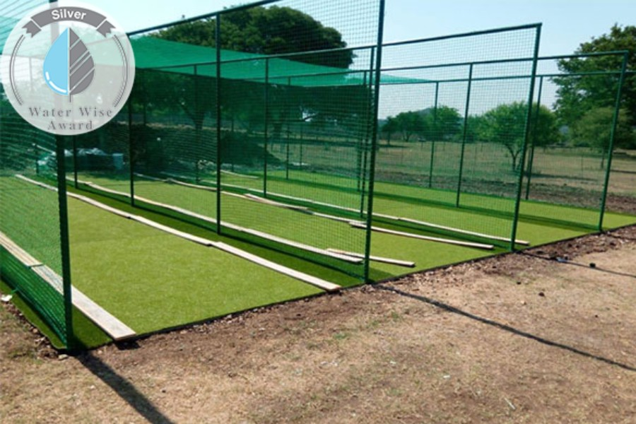 Servest Landscaping & Turf, a division of Servest Pty Ltd<br/>for<br/>University of Pretoria, Onderstepoort Campus, Construction of new Cricket Nets