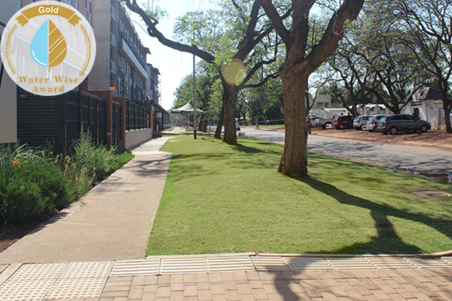 FSG Property Services - Landscaping Division<br/>for<br/>Apartments on William