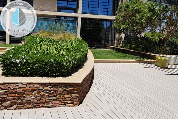 Servest Landscaping & Turf, a division of Servest Pty Ltd<br/>for<br/>Department of Environmental Affairs