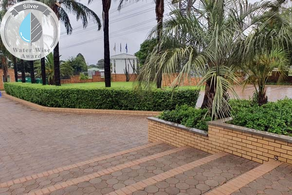 McWades Landscapes<br/>for<br/>Greek Orthodox Church of Germiston