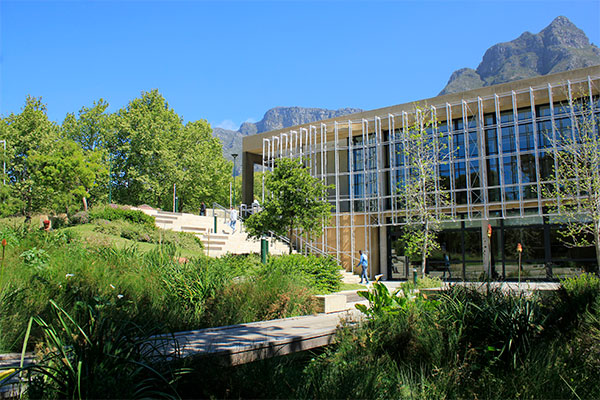 Cape Contours Landscapes <br/>for<br/> UCT New Lecture Theatre