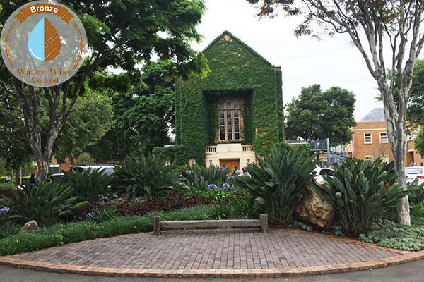 Servest Landscaping & Turf, a division of Servest Pty Ltd <br/>for<br/> St Stithians Boy's College